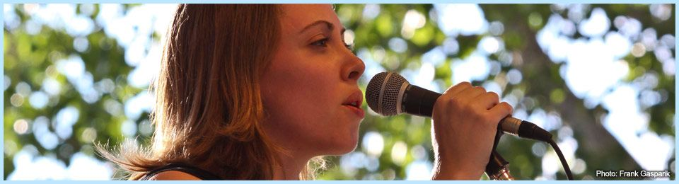 Sarah Burnell Band | Celtic Music and Song